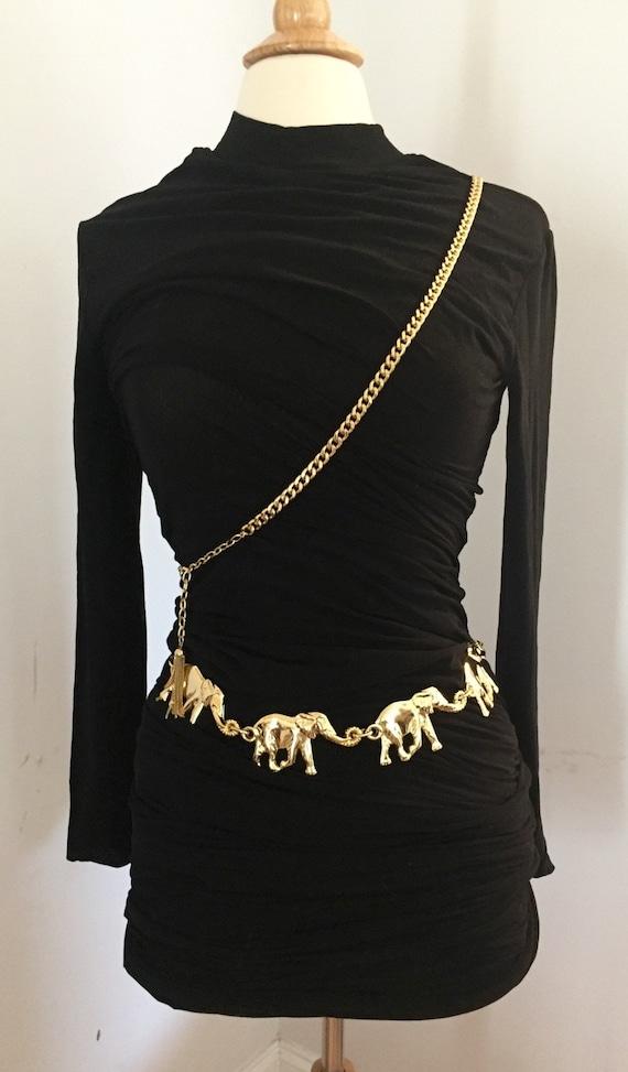Extremely Rare 1991 Vintage Dress Dolce&Gabbana s… - image 2