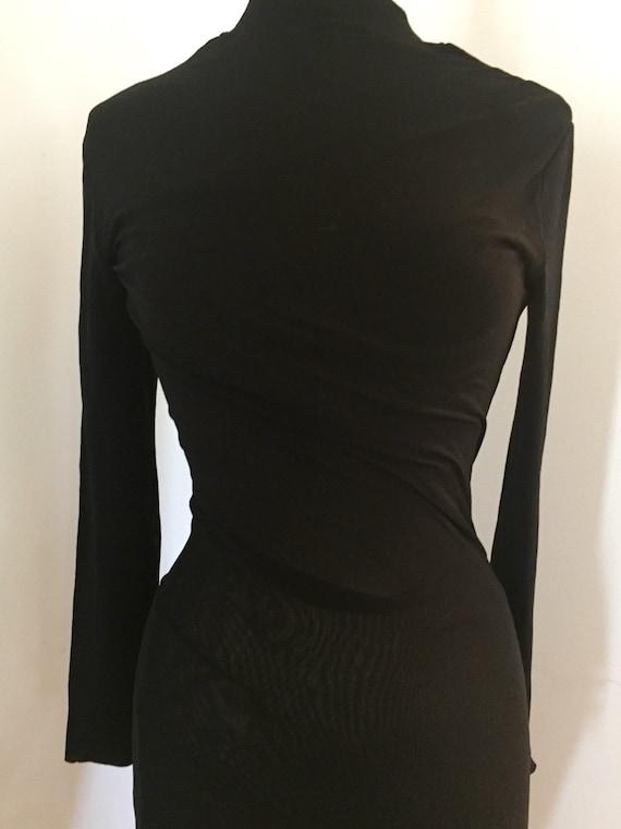 Extremely Rare 1991 Vintage Dress Dolce&Gabbana s… - image 4
