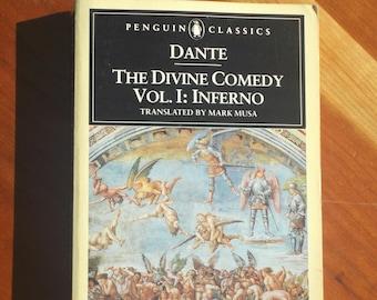 Dante -- The Divine Comedy Vol. I : Inferno