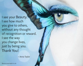 THANK YOU MAGNET by Anna Grace Taylor