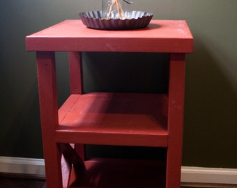 Collier End Table