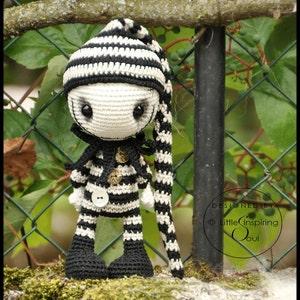 Jack Skellington Free Crochet Pattern • Spin a Yarn Crochet   300x300