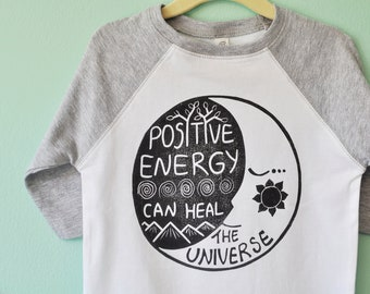 Kids yoga shirt, Hippie child, Moon tee, Yoga Top, Boho boy or girl, Raglan kids tee, Universe shirt, Hipster Boy or girl, Toddler clothes