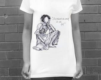 He for She T-shirt