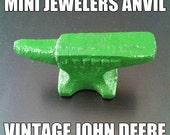 Mini John Deere Jeweler 39 s Anvil