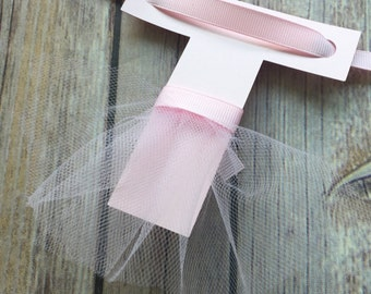 Ties Or Tutus Banner - Gender Reveal