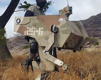 MGS:V - D-Walker full-size costume