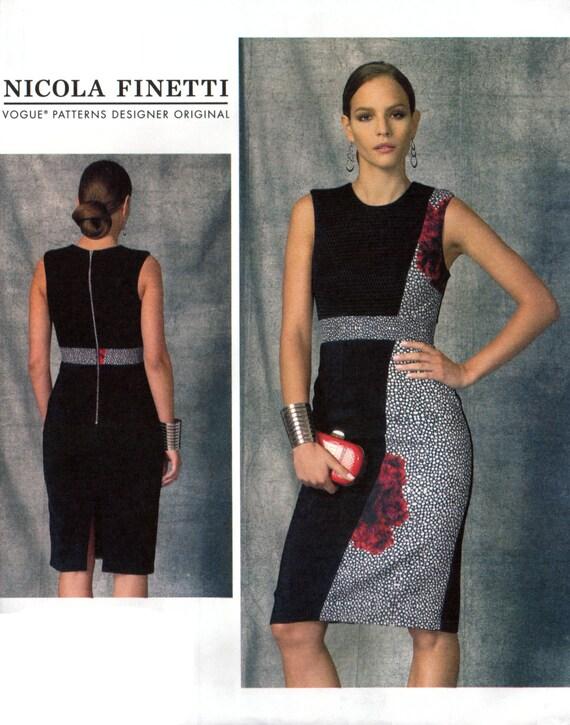 15 Vogue Entwerfer Original 927 Nicola Finetti | Etsy
