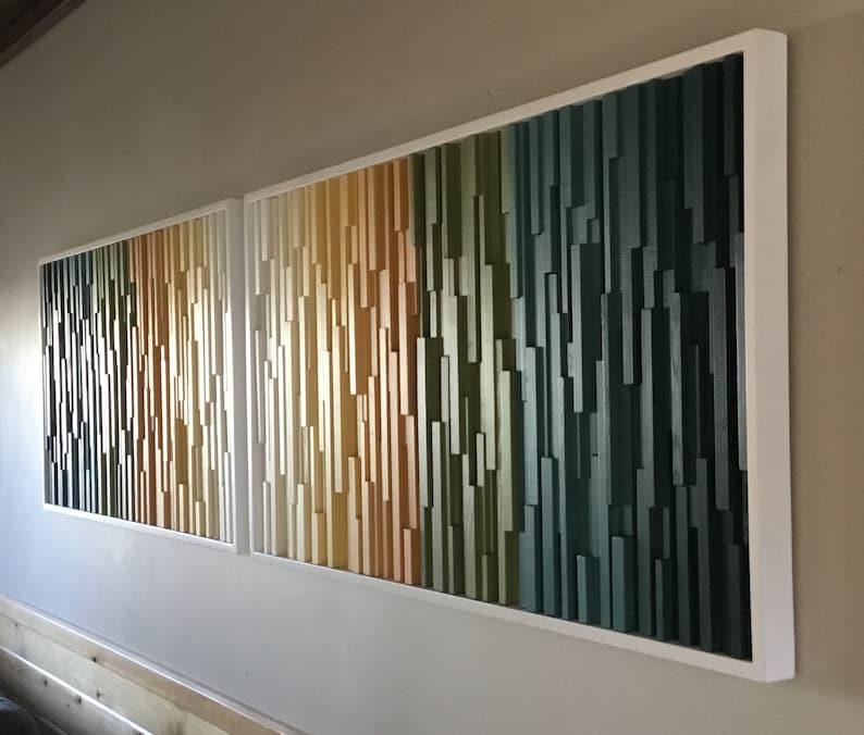 Wood Wall Art Modern Wood Art Reclaimed Wood Art Wood Wall Sculpture Hospitality Art Wood Wall Decor Modern Abstract Art