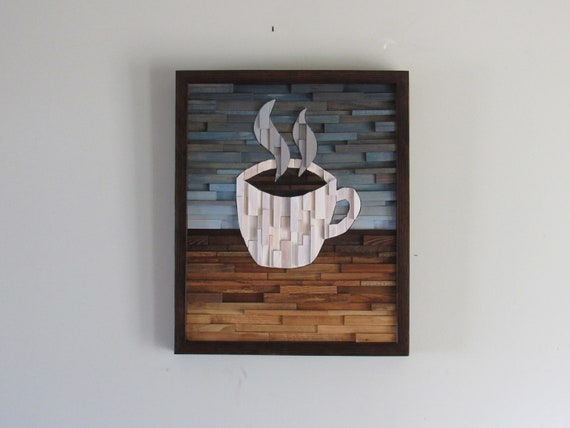 Wood wall art-coffee wall decor- cafe art- kitchen decor- home decor-reclaimed Ideas For Kitchen Coffee Wall Decor on coffee themed accessories, coffee cafe themed kitchen decor, decorative wall decals for kitchen, coffee decorations for kitchen, coffee cafe kitchen wall stickers, quotes wall murals for kitchen, coffee stencils for kitchen, coffee themed kitchen decor posters, coffee cafe kitchen wall decor, coffee inspired kitchen decor, coffee shop decor, coffee and latte kitchen decor, glass wall art for kitchen, coffee signs for kitchen, coffee house themed kitchen, coffee table for kitchen, coffee cafe wall art, chef framed art for kitchen, christian wall decals for kitchen, mexican kitchen decor for kitchen,