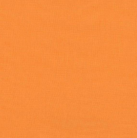 Kona Solid Saffron Orange 1930/'s Reproduction Quilt Fabric Kaufman