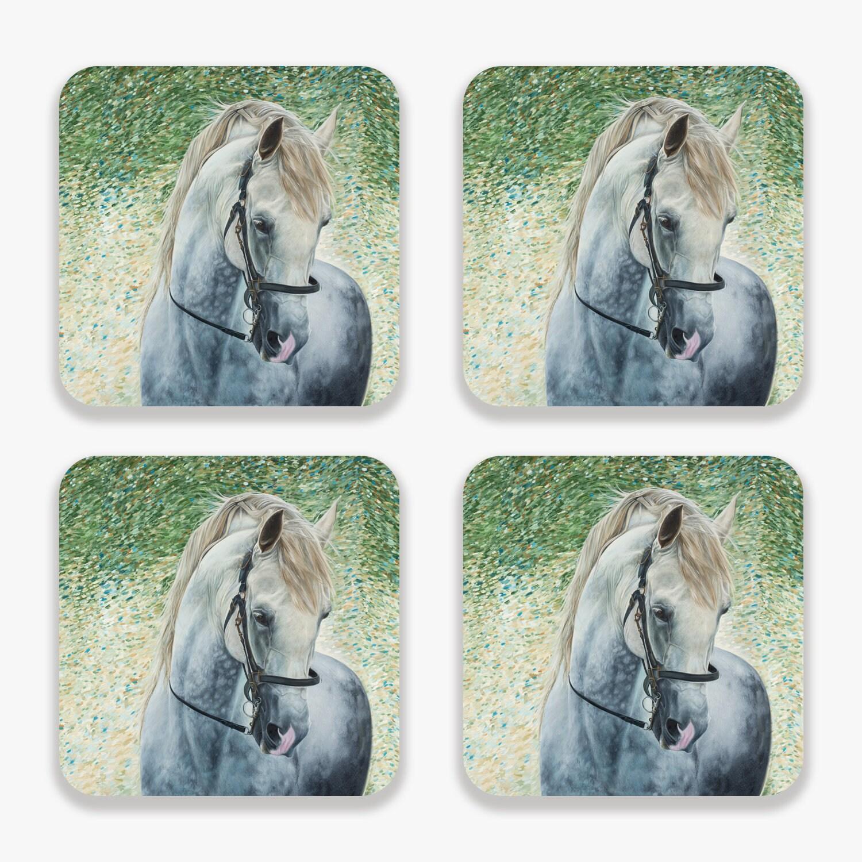 Horse Coaster Equine Home Decor