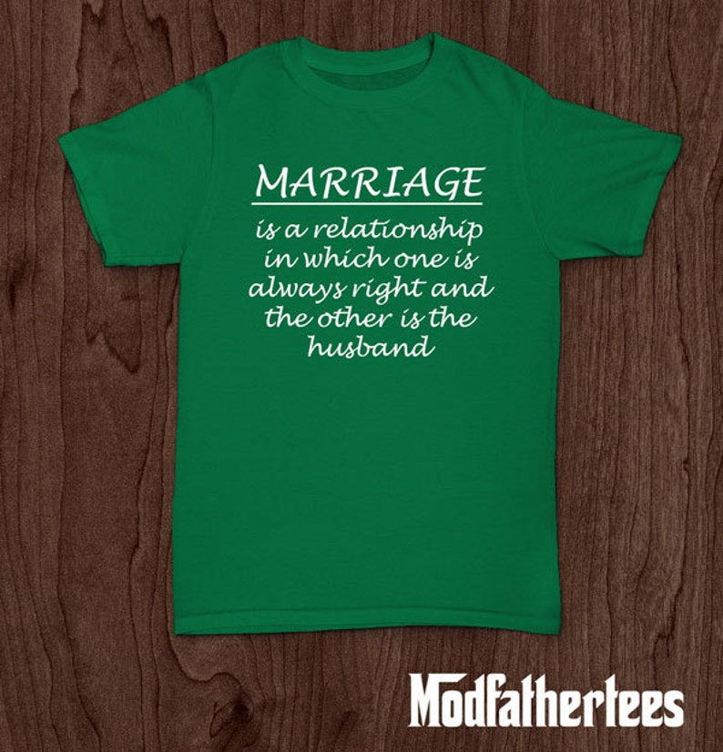 dcd2d39a9 Marriage is a relationship funny anniversary t-shirt tee shirt | Etsy