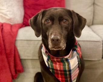 Assorted dog bandanas