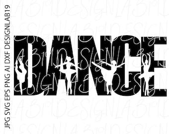 Dance Clipart Etsy