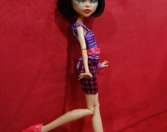 Sale! Monster High Repaint Cleo de Nile