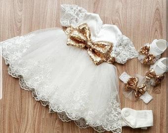 06344c0fe Tulle baby dress