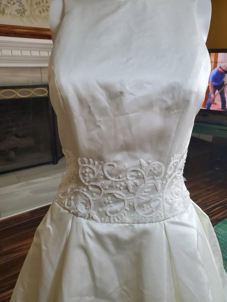 Jovani bridal gown