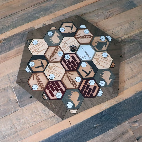 Settlers Of Catan Gifts Find The Perfect Gift For Any Catan Fan