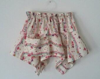 """Girl's Designer Casual Skirt """"Joyous"""""""