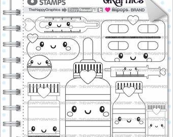 Medicine Stamp 80OFF Commercial Use Digi Digital Image