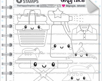 Iron Stamps, 80%OFF, Commercial Use, Digi Stamp, Digital Image, Iron Digistamp, Coloring Page, Ironing Stamps, Cute Digistamp, Cleaning