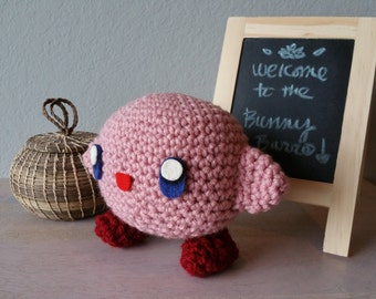 Standing Kirby