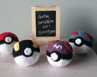 PokemonGo Poke ball set