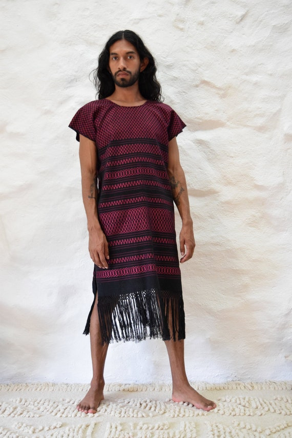 Mexican Woven Dress
