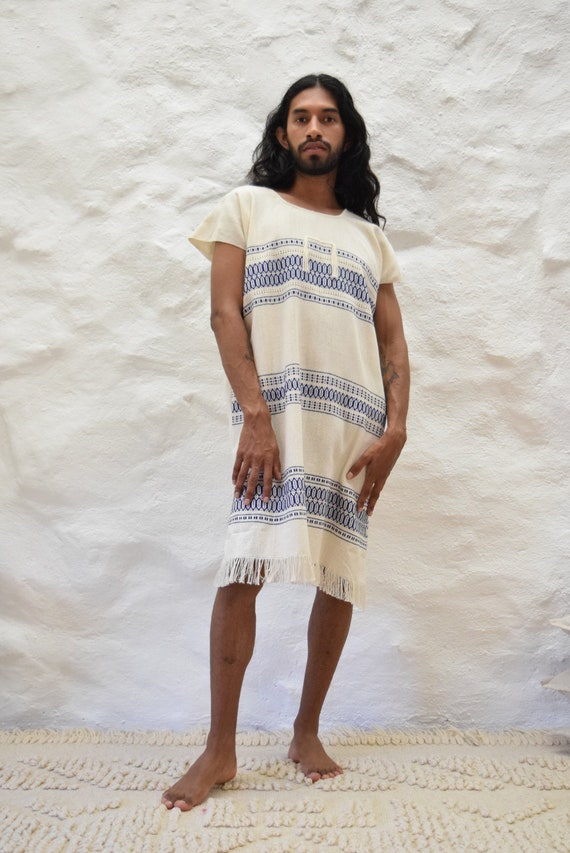 Mexican Woven Dress.