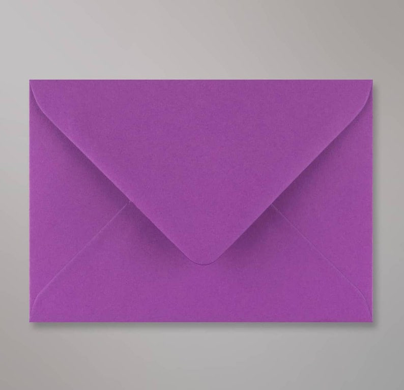 100 x A6 C6 Bottle Green 100gsm Premium Quality Envelopes 114 x 162mm