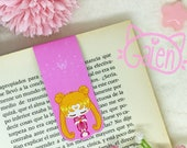 Magnetic Bookmark Sailor Moon, Moonie