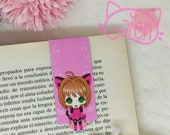 Magnetic Bookmark Sakura Card Captor
