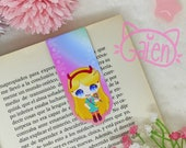 Magnetic Bookmark Star Butterfly