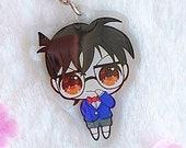 Acrylic keychain Conan Edogawa, Shinichi kudo, Case Closed