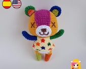 Pattern Amigurumi Stitches PDF TUTORIAL - Crochet PATTERN Stitches Animal Crossing