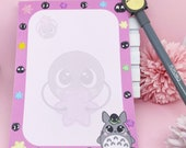 Bloc de Notas Magical Girl, Card Captor Sakura, Sailor Moon, Memopad