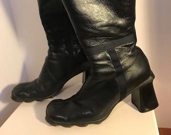 e1b800f6a84 Miu miu boots | Etsy