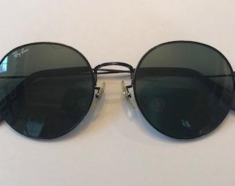 9d78c6dfe66 Vintage round Ray Ban sunglasses