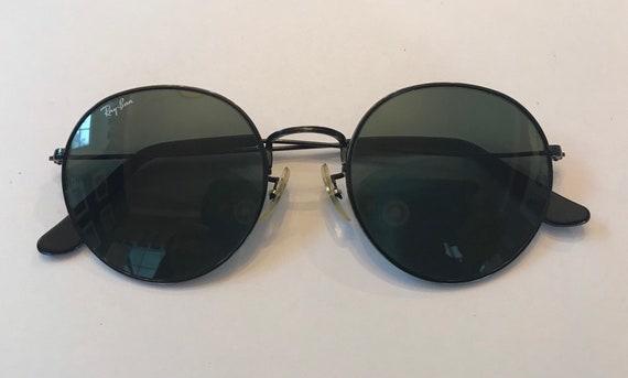Vintage round Ray Ban sunglasses