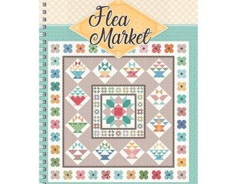 Flea Market Pattern Book by Lori Holt of Bee in my Bonnet Company for It's Sew Emma - ISE-947
