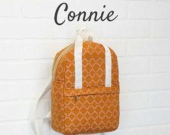 LST125 Connie Pattern by Sallie Tomato Cork fabric friendly