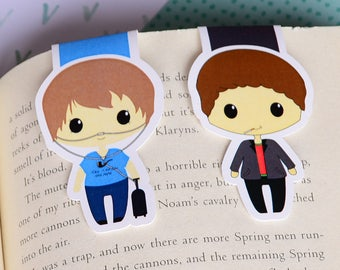 Large magnetic bookmark - The fault in our stars
