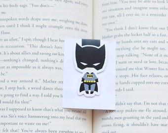 Batman magnetic bookmark