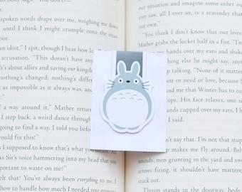 Totoro magnetic bookmark