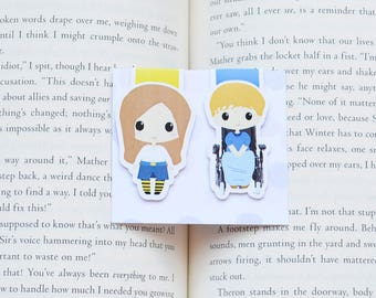 Me before you magnetic bookmark