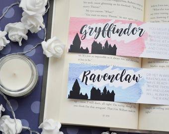 Gryffindor Ravenclaw bookmark harry potter 8