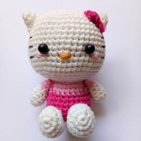 Hello Kitty Crochet: Supercute Amigurumi Patterns for Sanrio ... | 570x570