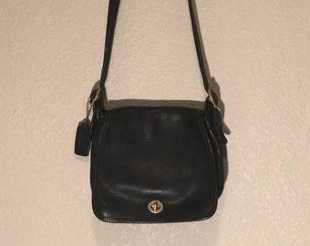 Vintage Coach saddle bag 776796fddccca