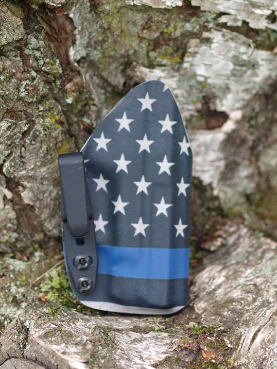 - Constitution Full Size Kydex IWB holster for Ruger SR 40 InvisiHolsters